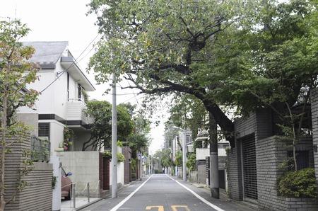 vicinity: Jiyugaoka 2-chome residential area in the vicinity of