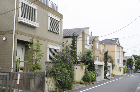 Seta Setagaya-Ku woonwijk