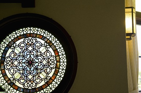 foreign country: Stained glass