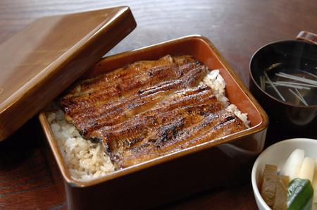 broiled: Broiled eel