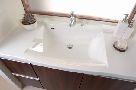 Wash basin Reklamní fotografie