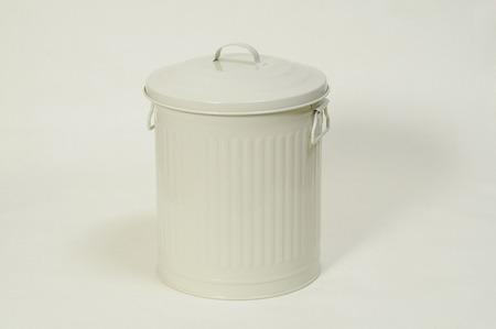 waste basket: Trash bin Stock Photo