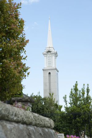 latter: The church of jesus christ of latter day saints Stock Photo
