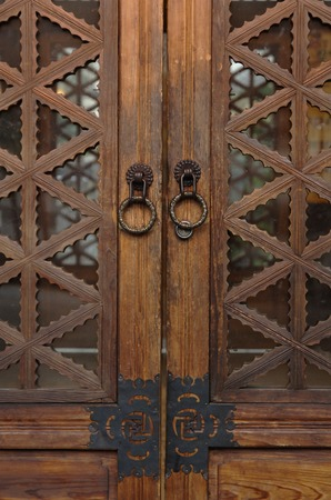 wicket door: Korean traditional Kido