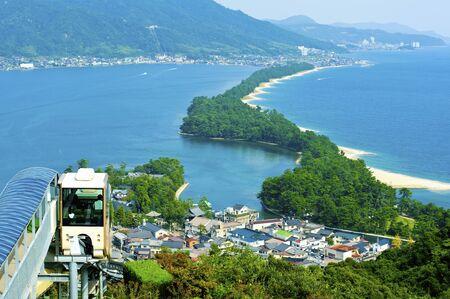 monorail: Amanohashidate and monorail