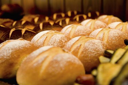 sweetened: Wheat cake
