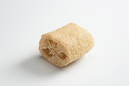 necessities: Loofah Stock Photo