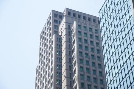 Edificio de oficinas Foto de archivo - 47021343