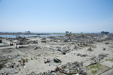superficie: �rea de desastre