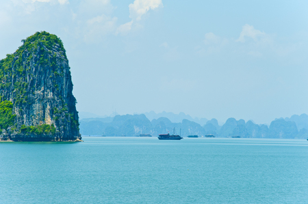 long bay: HA long Bay