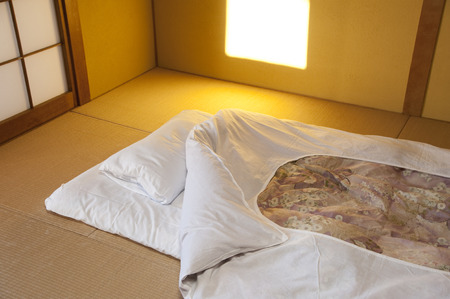 chubu: Japanese and futon