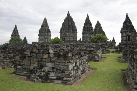 prambanan: Of Prambanan ruins