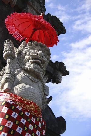 talisman: Rakusasa de talismán transmitida a Bali