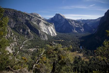 Yosemite Valley landscape