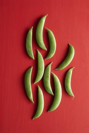 snack: Snack peas