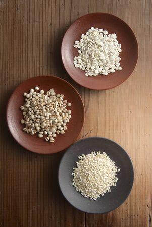 小麦 3 写真素材