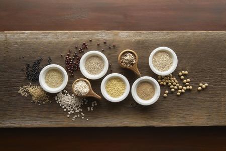 glycine: Millet set