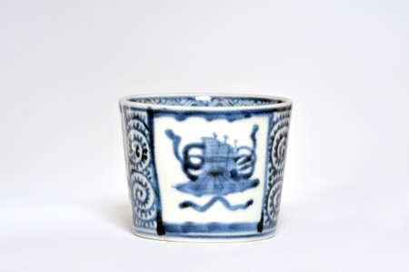 curio: Antique cup