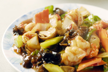 chinese food: Chinese cuisine Stock Photo