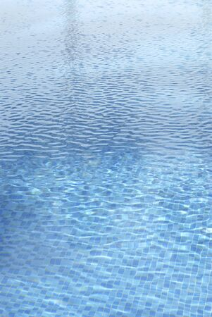 on the surface: Surface of the water