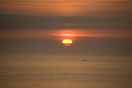 and he shines: Sunrise and sunrise