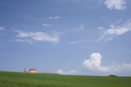 ホースの構築と雲