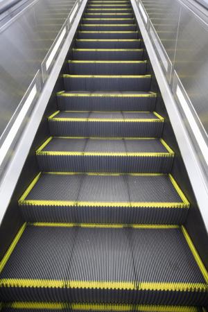 Escalator Banco de Imagens