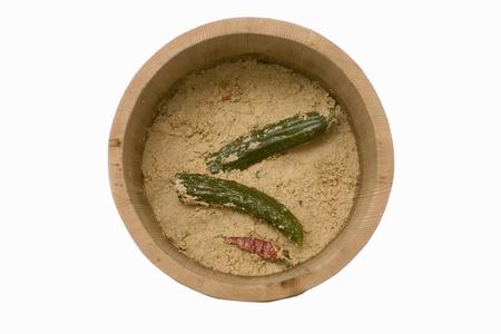 bran: Bran pickled Stock Photo