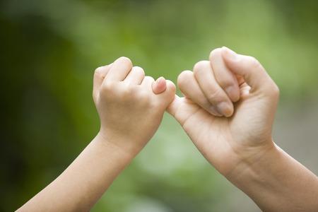 부모 - 자식 새끼 스톡 콘텐츠