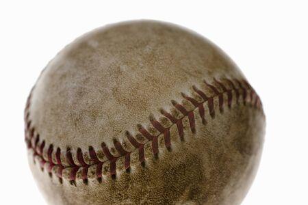 hardball: Tennis ball Stock Photo