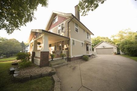 american house: American House