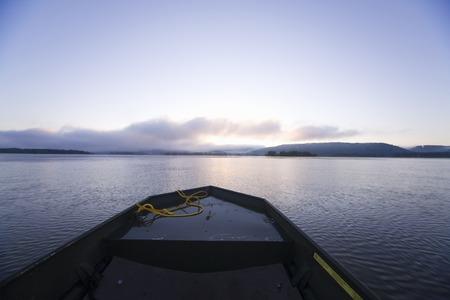 mississippi river: Dawn of the Mississippi River