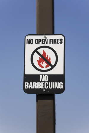 barbecues: No barbecues