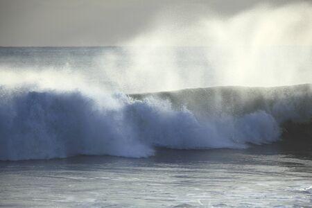 ocean and sea: Sea spray