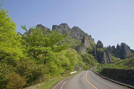 early summer: Early summer of Mount Mygi