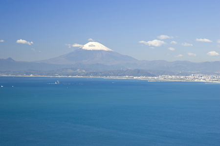 odawara: Fuji from Enoshima