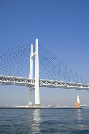 bay bridge: Bay Bridge Stock Photo