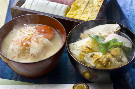 rice   cake: Kyoto-style and Tokyo-style rice cake