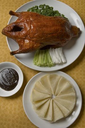 peking: Peking duck