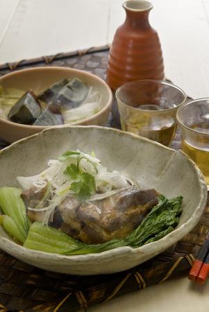 dongpo: Dongpo pork Stock Photo