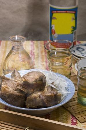 okinawa: Soki Okinawa and awamori