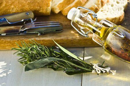 tabletop: Tabletop herbs
