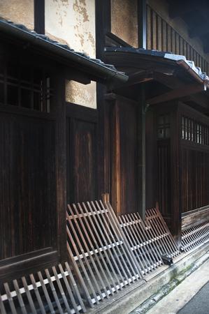 berm: Kyoto Machiya