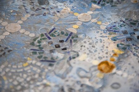 tile: Mosaic tile Stock Photo