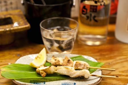 sunfish: Sunfish skewers