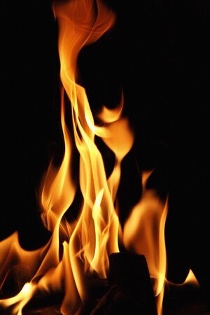 Flame Stok Fotoğraf