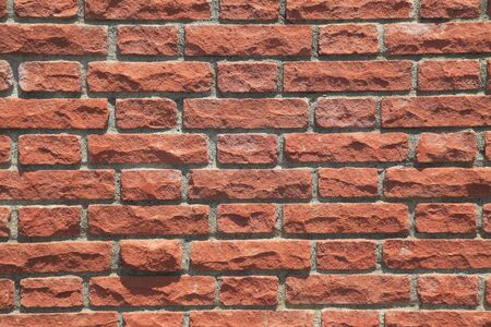 red brick: Red brick walls