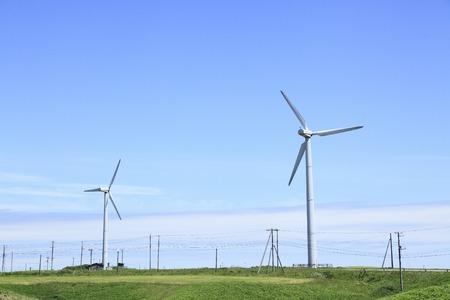 turbina: Aerogenerador