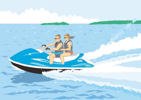 personal watercraft: Jet Ski