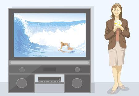 recital: Exhibition TV